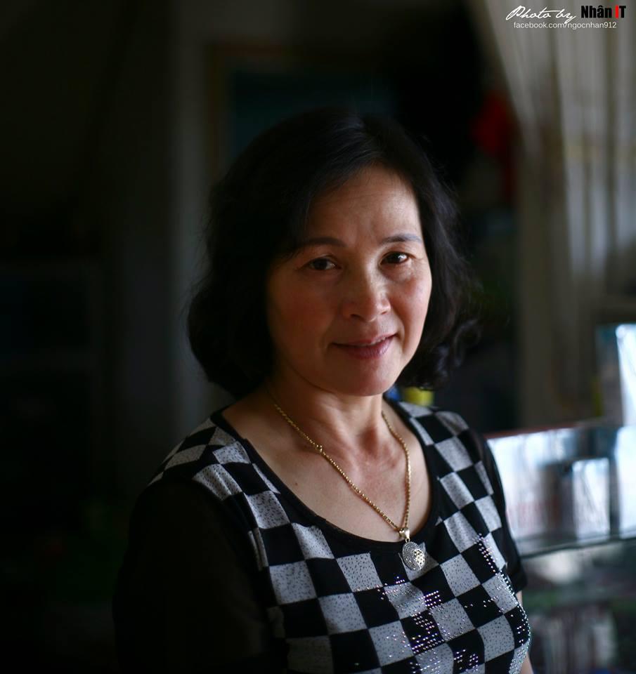 Cô chủ yaourt phô mai Đà Lạt